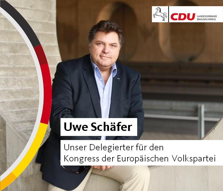 Uwe Schäfer ist EVP-Delegierter
